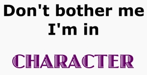 In Character